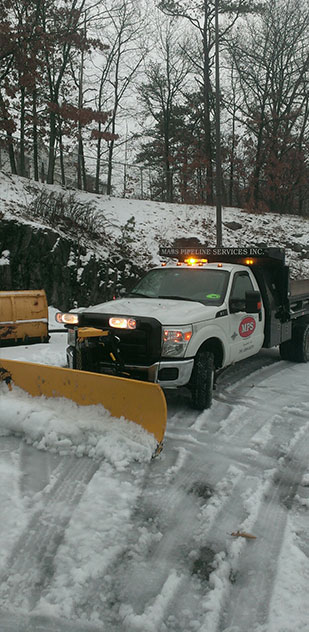 Mass Pipeline Services Inc. hauling services